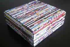 Upcycled Magazine Jewelry Box